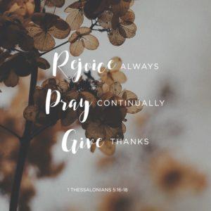 1 Thessalonians 5 16_18